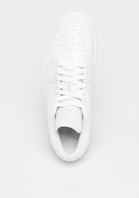 NIKE Air Jordan 1 Low white/pure platinum