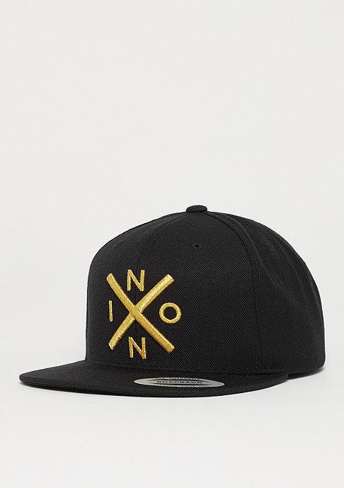 Nixon Exchange black/gold