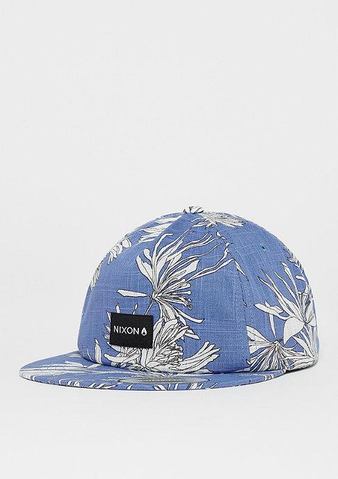 Nixon Tropics blue/white