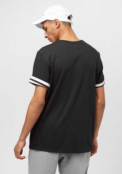 NIKE NSW Striped Roll Sleeve black/white