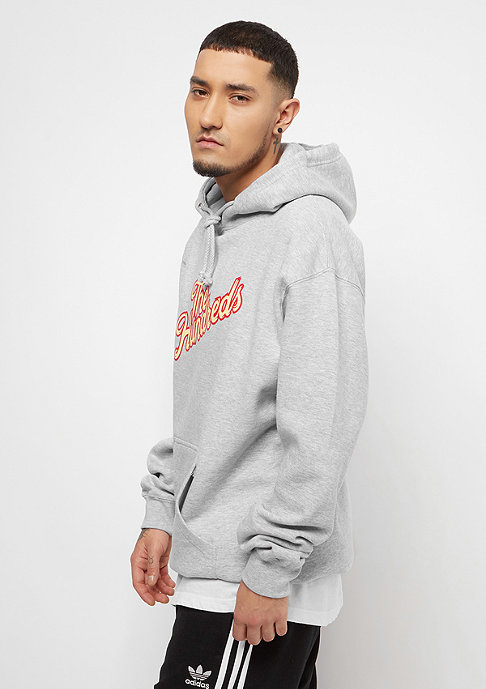 The Hundreds Wheel Slant athletic heather