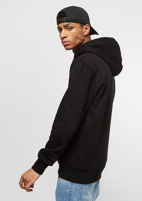 Alpha Industries Foam Print black