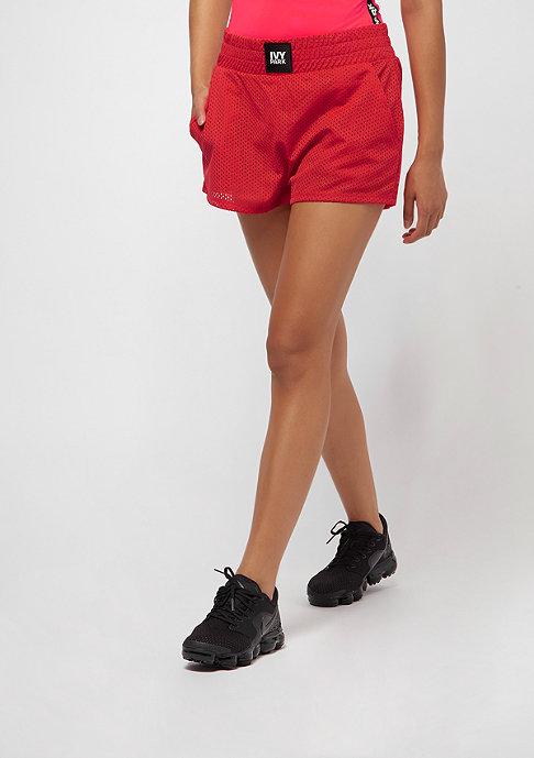 IVY PARK Airtex poppy red