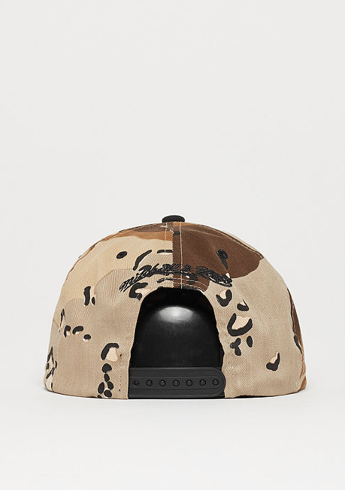 Mitchell & Ness Box Logo desert camo/black