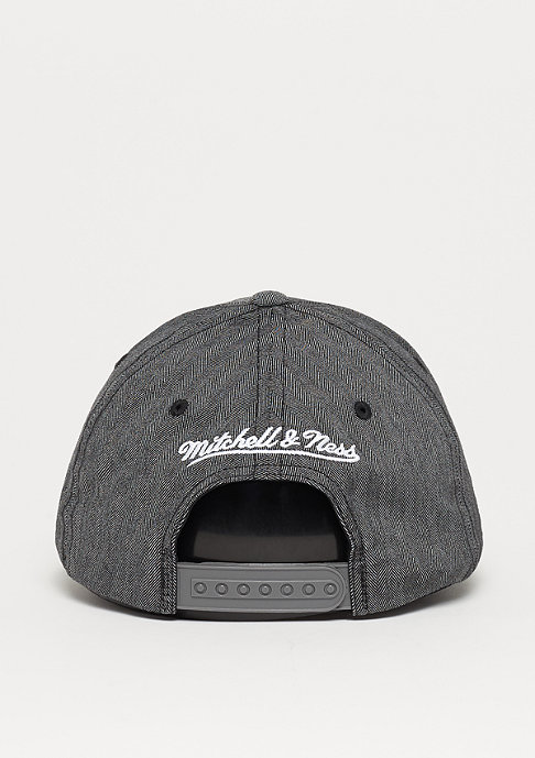 Mitchell & Ness Poly Heringbone 110 charcoal