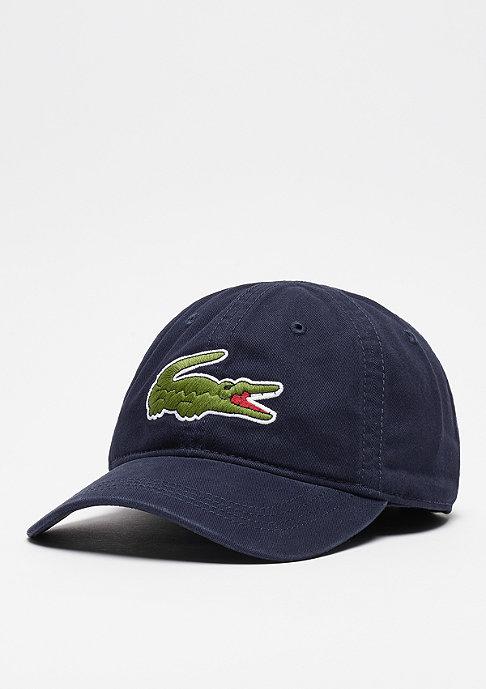 Lacoste Baseball Logo Cap 1 navy