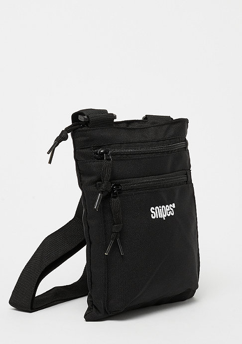 SNIPES Messenger Bag black