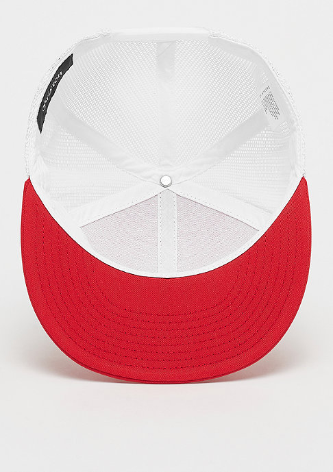 Brixton Wheeler Mesh red/white
