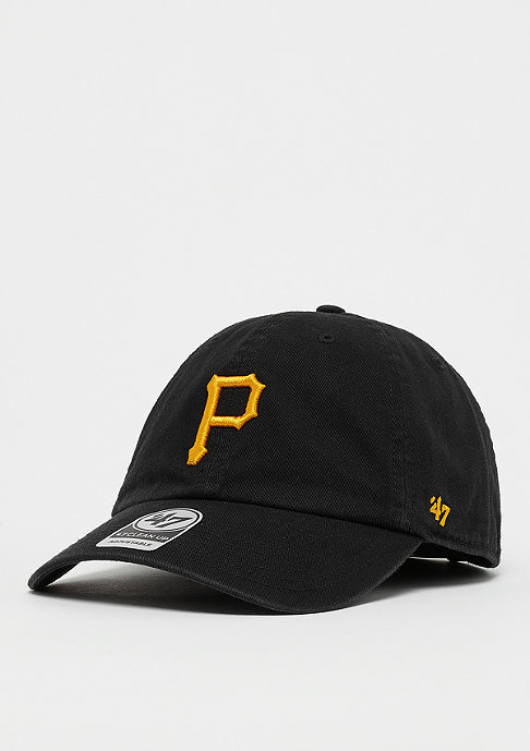 47 Brand MLB Pittsburgh Pirates 47 CLEAN UP black