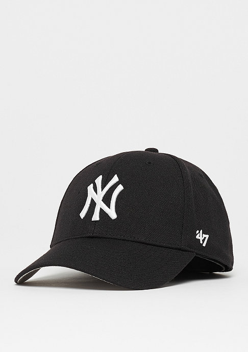 47 Brand MLB New York Yankees 47 MVP black