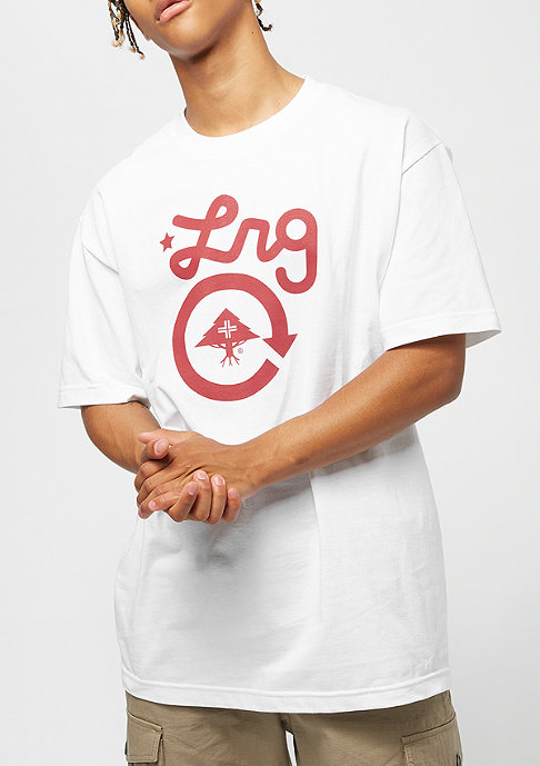 LRG Cycle white