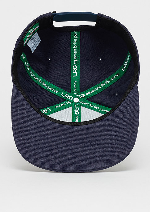 LRG Research Group deep navy/white