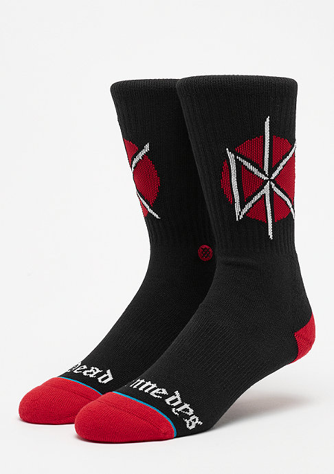 Stance Foundation Dead Kennedys black