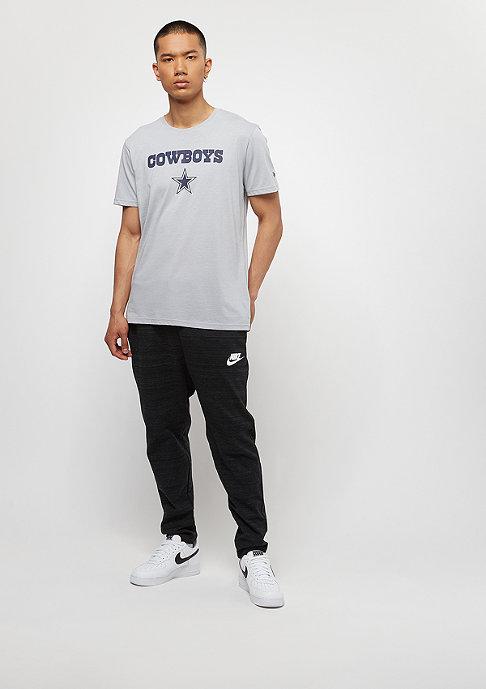 New Era Dryera NHL Dallas Cowboys dark grey