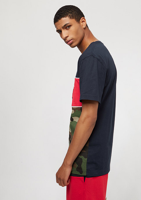 Cayler & Sons BL Ante Up Tee navy/mc