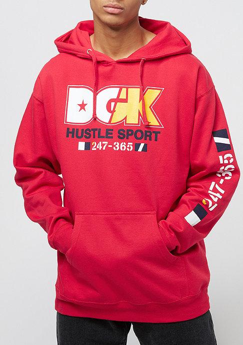DGK Ice Breaker red