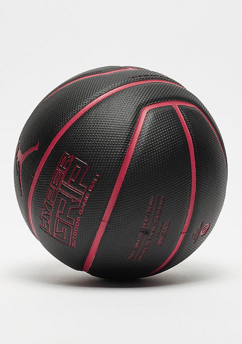 JORDAN Hyper Elite Grip 4P black/gym red/gym red