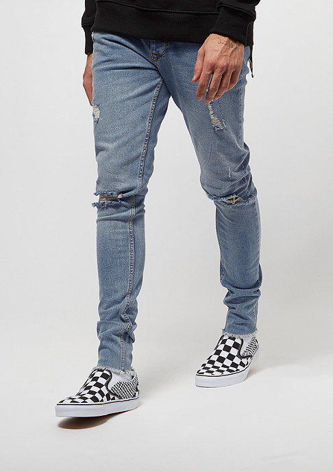 Criminal Damage Jeans Curtis blue wash