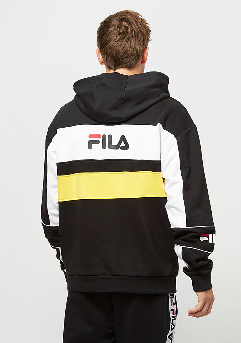 Fila Urban Line Hooded Sweat Tan black