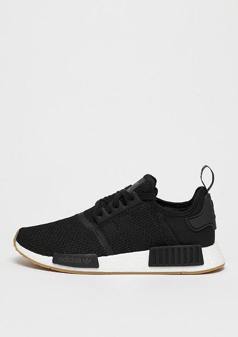 adidas NMD_R1 core black/core black/gum 3