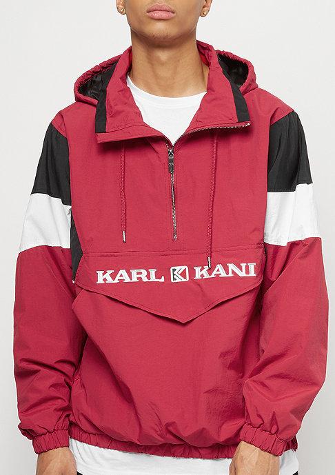 Karl Kani Retro Blocked red