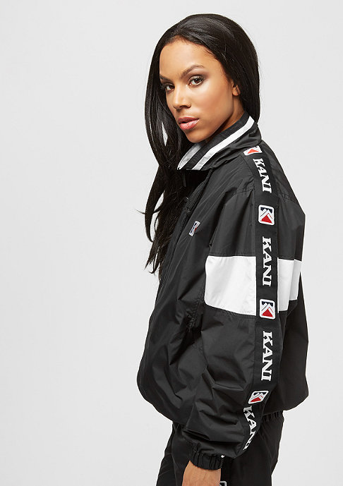 Karl Kani Tape Trackjacket black