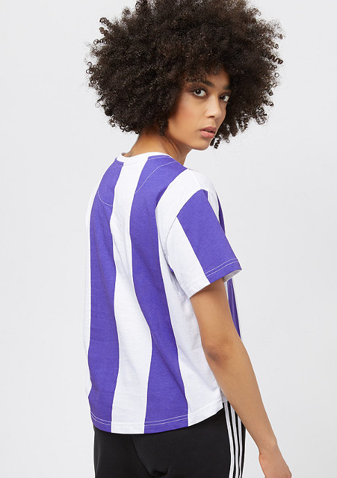 Karl Kani Retro Stripe purple/white