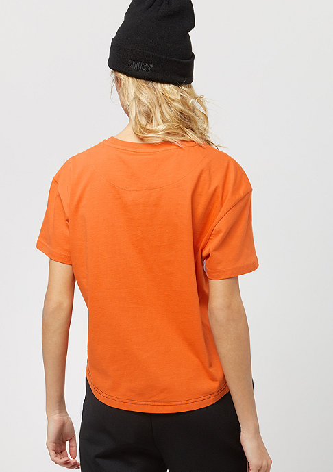 Karl Kani Block orange/white/black