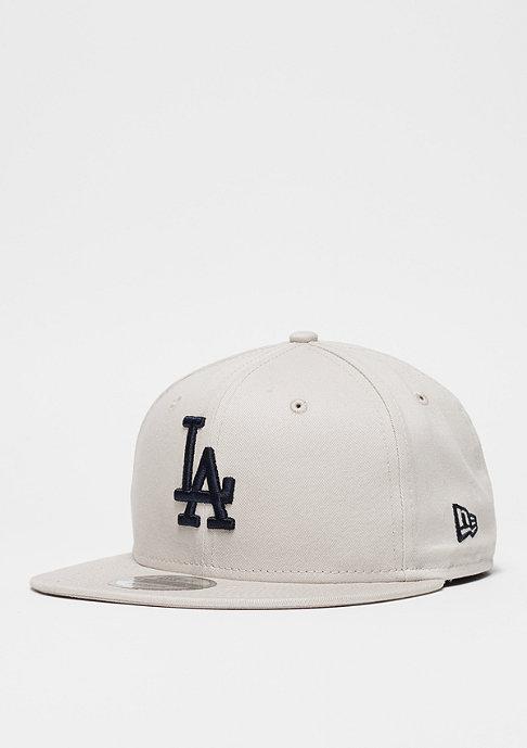 New Era 9Fifty MLB Los Angeles Dodgers stone/navy