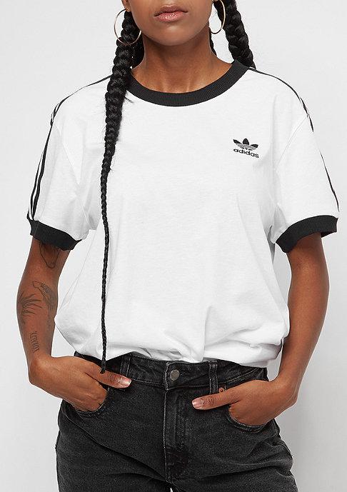 adidas 3 Stripes white