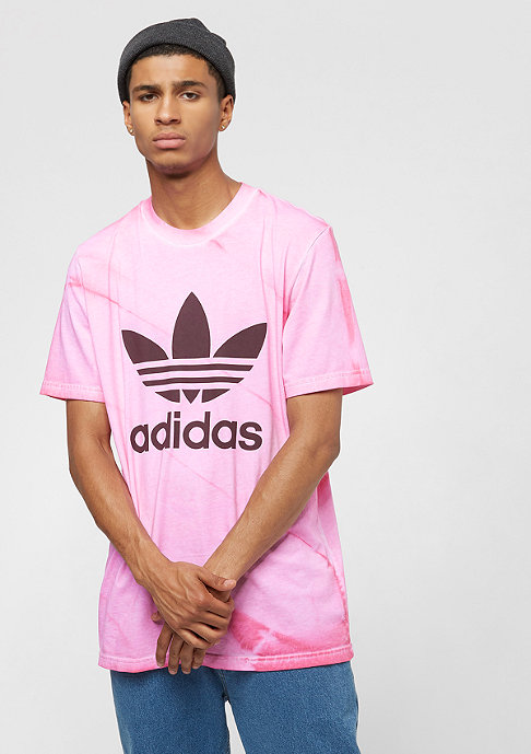 adidas Tie Dye light pink