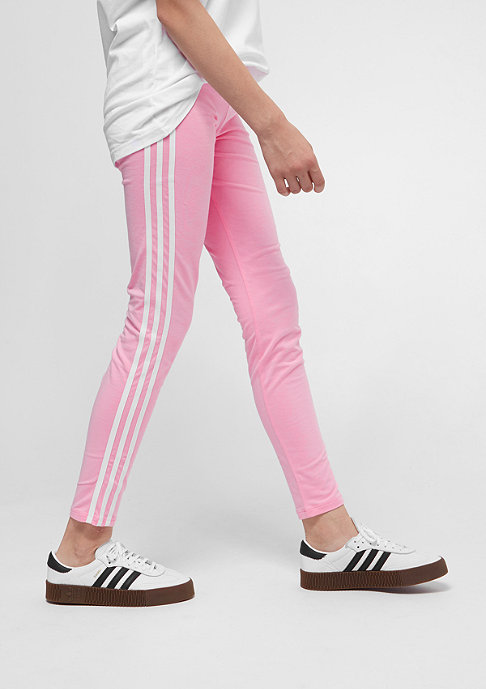 adidas J 3 Stripes light pink/white