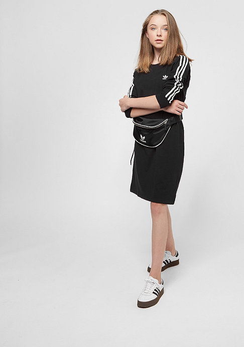 adidas J Trefoil Dress black/white