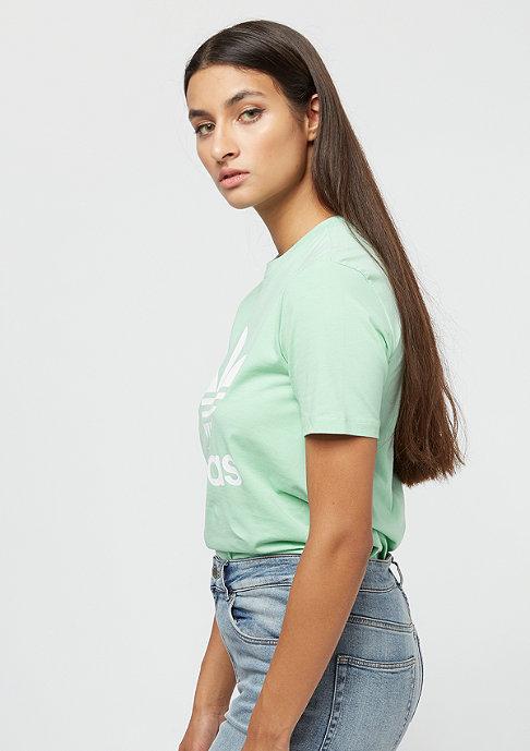 adidas Trefoil blush green