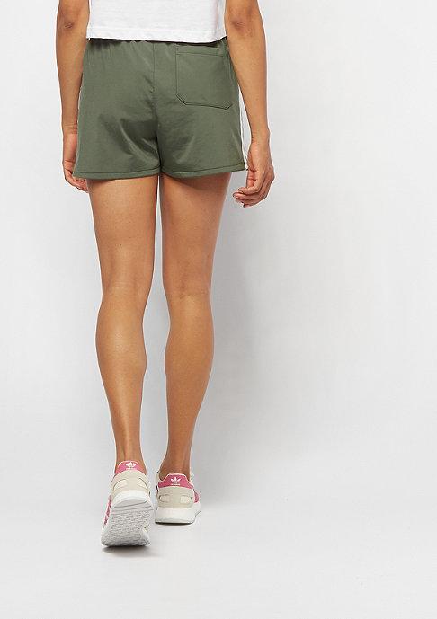 adidas 3 Stripes base green