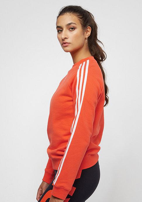 adidas TRF orange