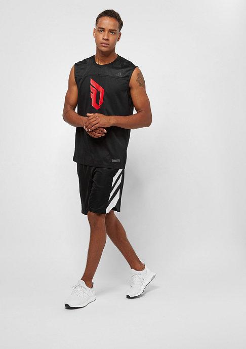 adidas Performance Dame SL black/scarlet