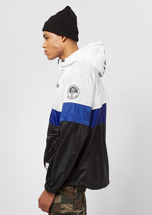 Southpole Zip-Off Anorak royal
