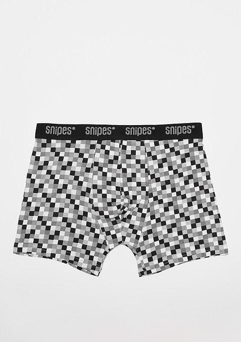 SNIPES Jersey 3er black/grey/white