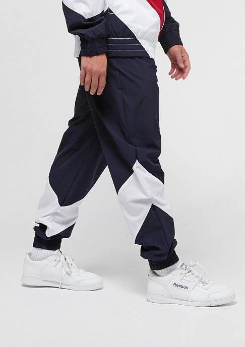 Cleptomanicx Track Pant dark navy