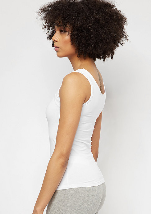 Urban Classics 2-Pack Basic Stretch white