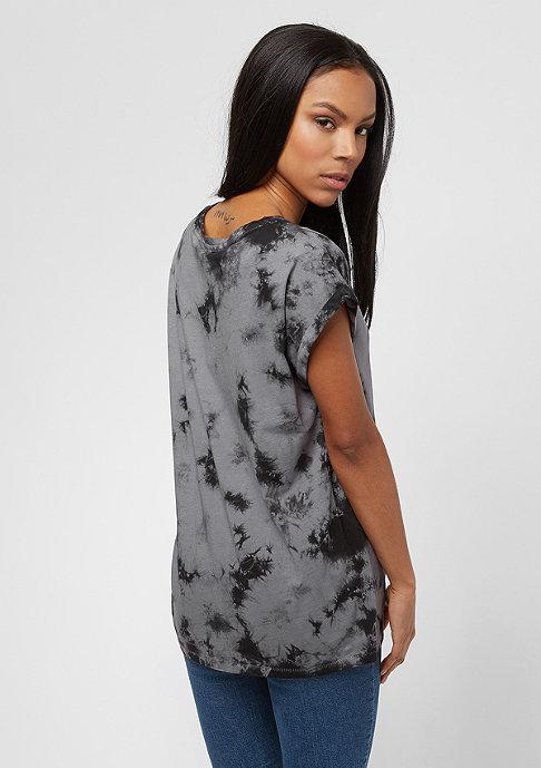 Urban Classics Batic Extended Shoulder grey/black