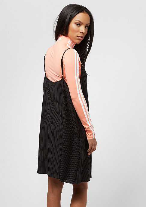 Urban Classics Jersey Pleated Slip black