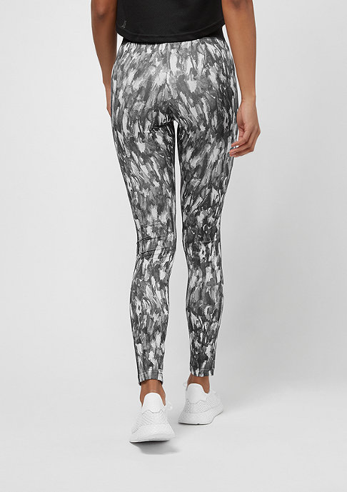Urban Classics Ladies Active Graphic Leggins grey