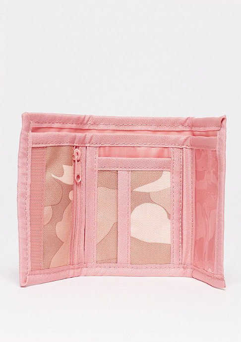 Urban Classics Wallet rose camo