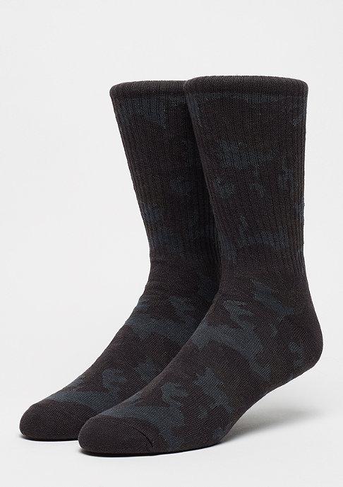 Urban Classics Camo Socks dark camo