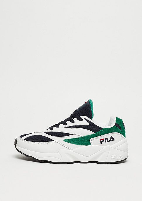 Fila V94M WMN Low White/FILA Navy/Shady Glade