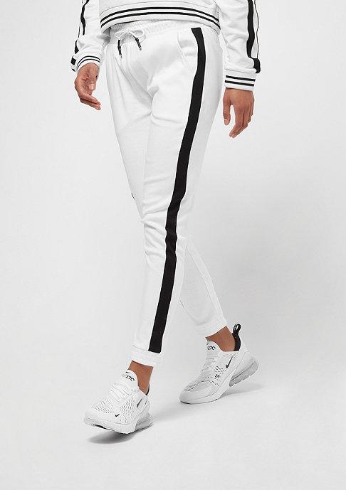 Urban Classics Interlock white/black