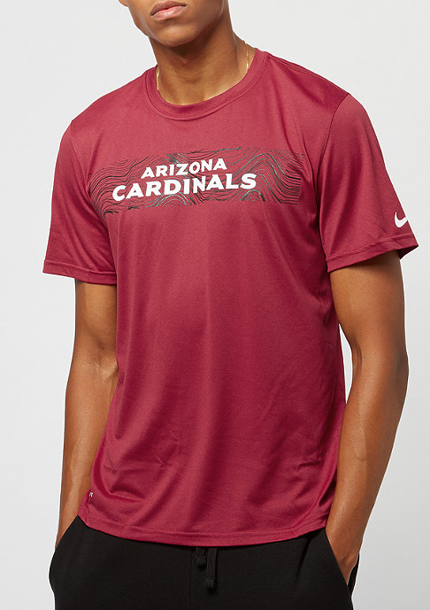 NIKE Arizona Cardinals LGD Onfield Seismic tough red