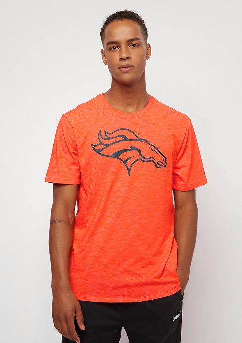 NIKE Denver Broncos DFCT Slub brilliant orange